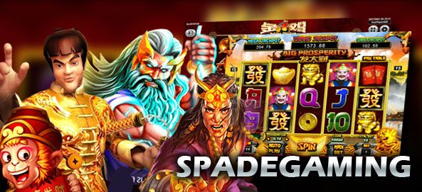 Daftar Slot Spadegaming Terbaru Mudah Menang
