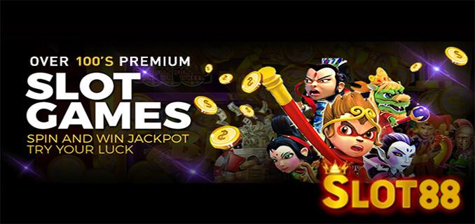 Situs Slot88 Resmi Terbaik Indonesia